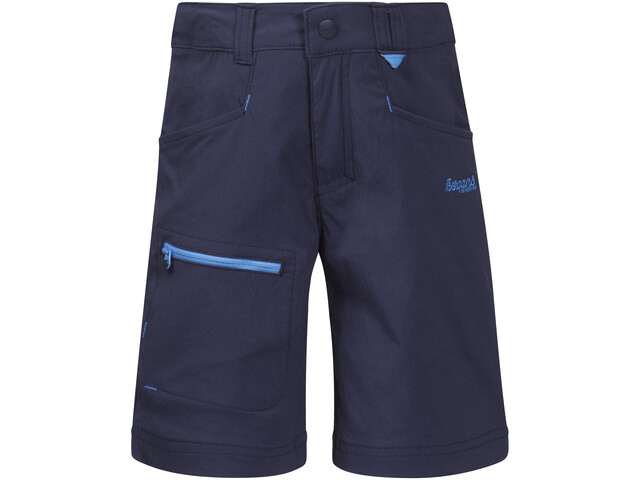 Bergans Utne Short Enfant, navy/cloud blue